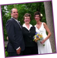 Rochester, New York (NY) wedding officiant, Marjorie A. Smith.